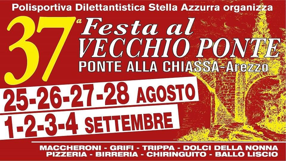 37° Festa al Vecchio Ponte 2016