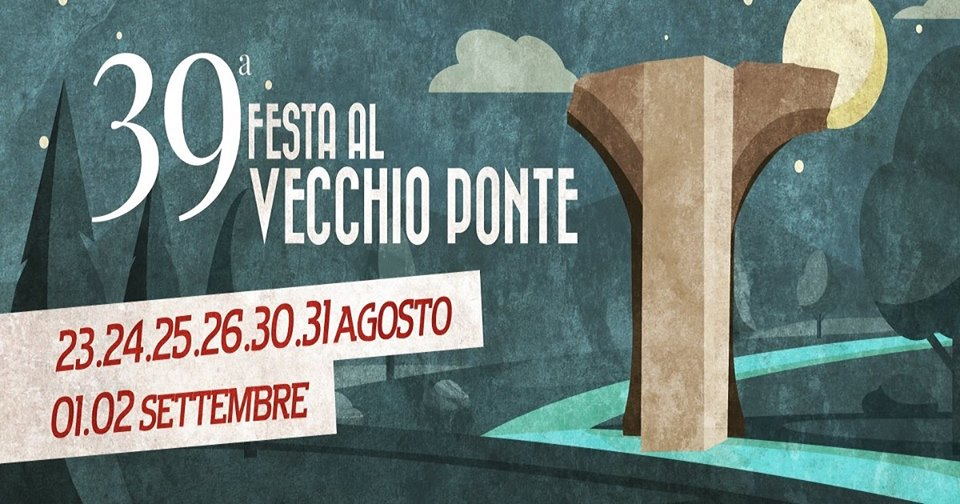 39° Festa al Vecchio Ponte 2016